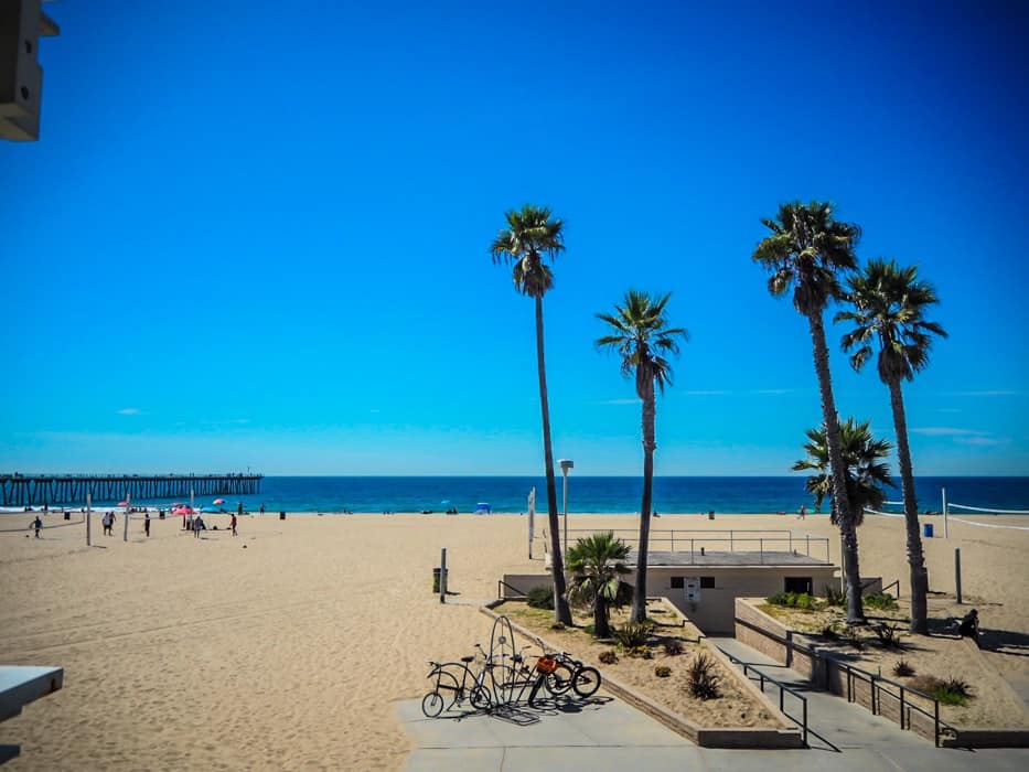hermosa beach accommodation