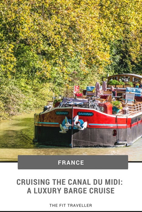 Experience an iconic all inclusive luxury barge cruise in France. | Barge Cruise France | Canal Cruise France | Canal Cruises | Canal Cruise on Canal Du Midi | Barge Trips France | Canal Boats France | Barge Lady Cruises | #canalcruise #bargeladycruises #beerandcroissants #bargecruisefrance #visitfrance