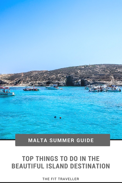 Malta Summer Guide: Top Things to Do in the Beautiful Island Destination. | Malta Summer | What to do in Malta | Things to do in Malta | What to see in Malta | Malta Travel Guide | Things to do in Malta | Must-do Malta | Must-see Malta Sights | #malta #travel