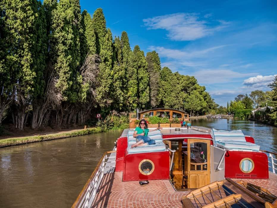 midi canal barge cruises