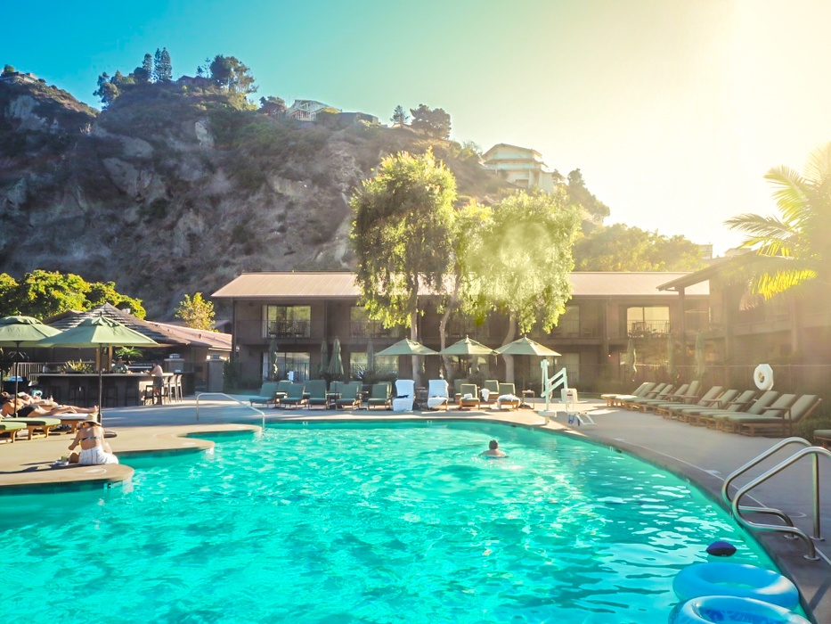Best place to stay in laguna beach