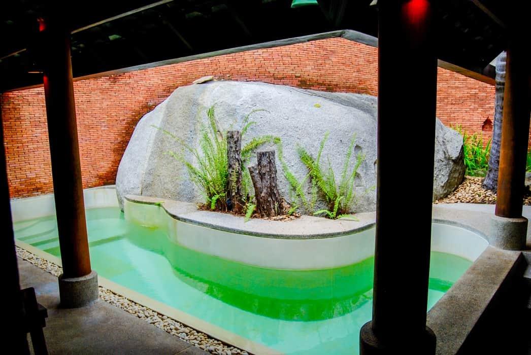 pool villa hotel Koh Samui