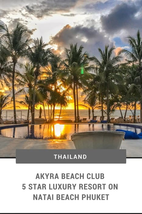 Akyra Beach Club - 5 Star Luxury Resort on Natai Beach Phuket | Natai Beach Phuket | Beachfront Resort Phuket | Phuket Thailand | Phuket Resorts | Beach Resort Phuket | Family Resort Phuket | Best Phuket Hotels | Phuket Resort Close to Airport | Where to Stay in Phuket | Things to do in Phuket | #hugthailand #thailandinsider #thailand #phuket