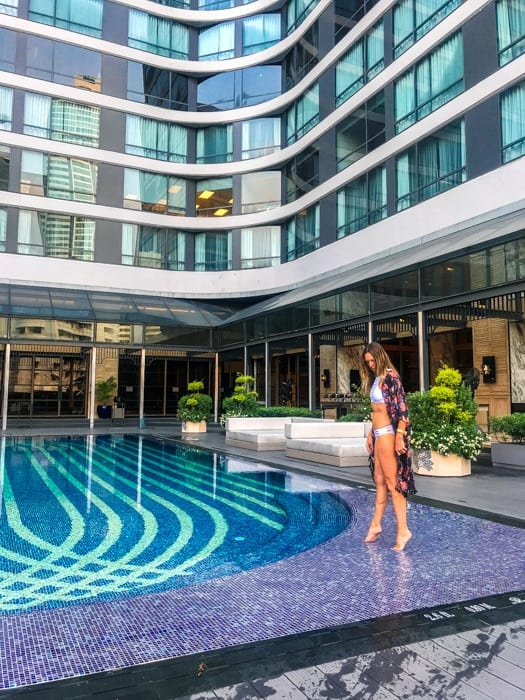 luxury hotels Bangkok