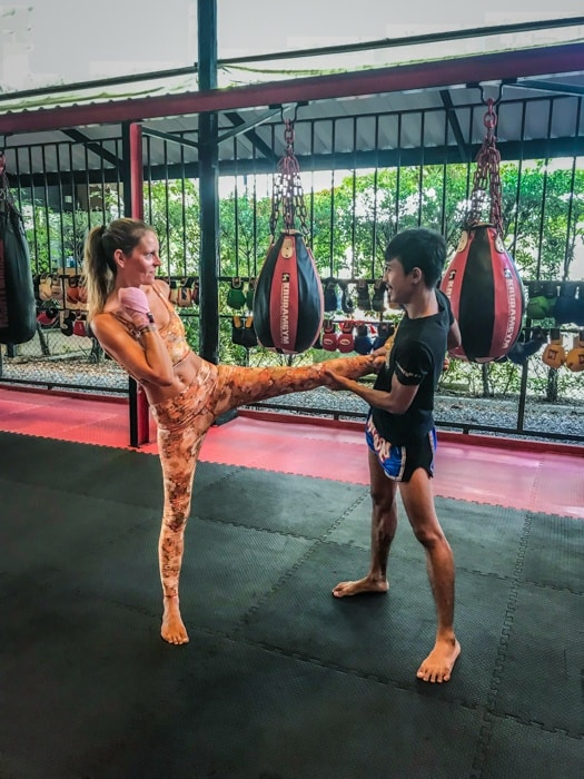 where to do muay thai in bangkok