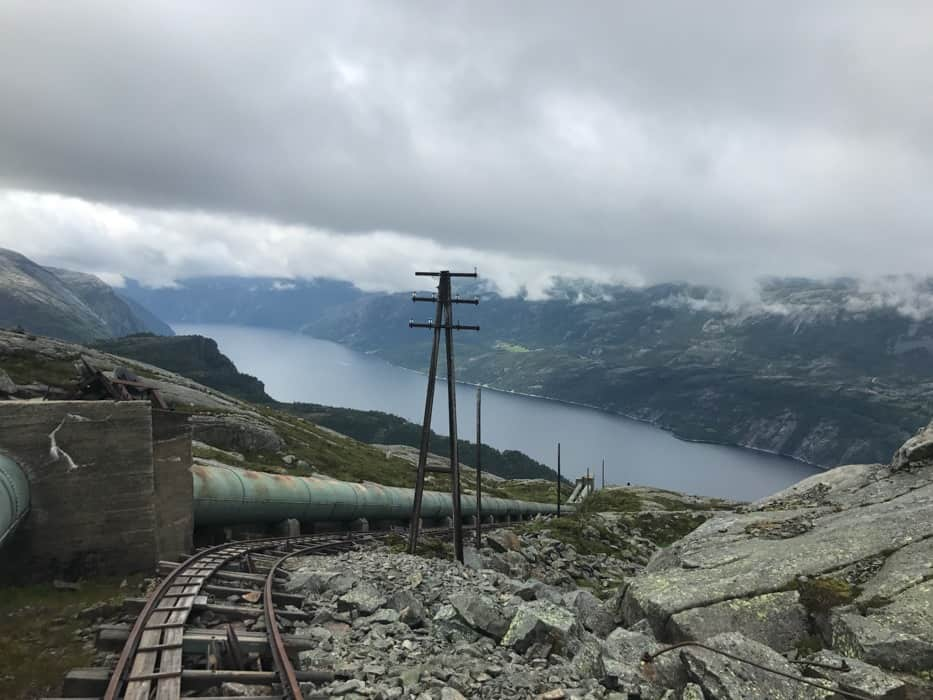 where to hike in Norway