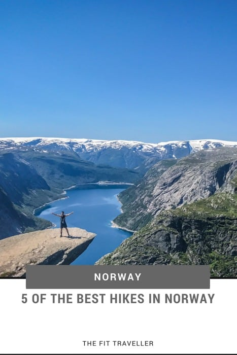 Best Hikes in Norway | Pulpit Rock, Kjerag, Flørli, Trolltunga | Hiking Norway | Hiking in Norway | Best Hikes Norway | Adventure Travel Norway | Visit Norway | Things to see in Norway | What to do in Norway | Best hikes in the world | #visitnorway #hikingculture #outdoorculture #hiking #norway