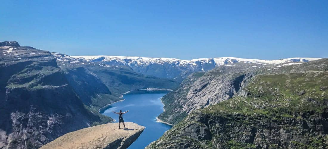 5 of the Best Hikes in Norway