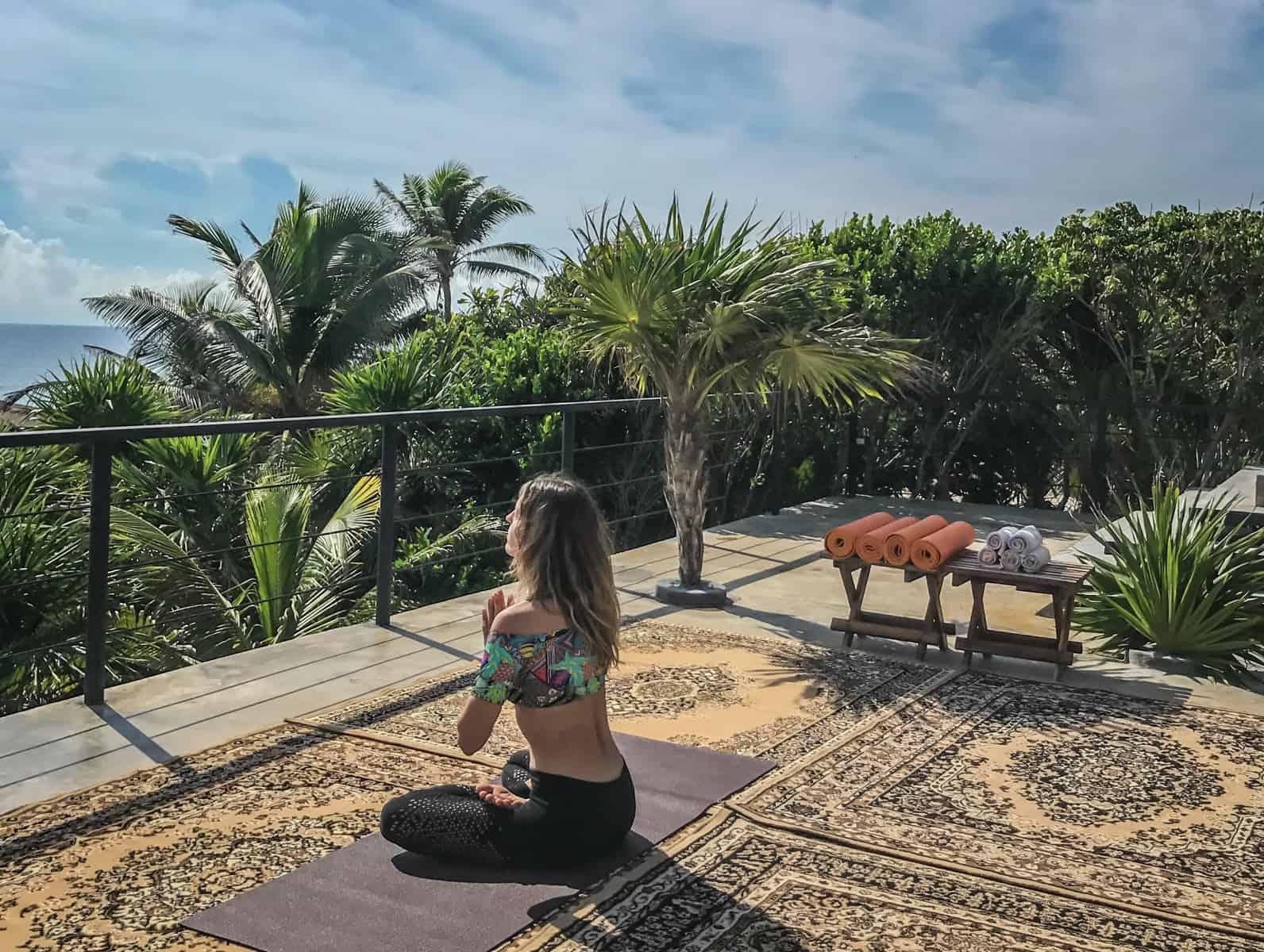Experience Seven Senses Retreat at Habitas Tulum