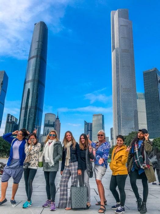 fun things to do in guangzhou