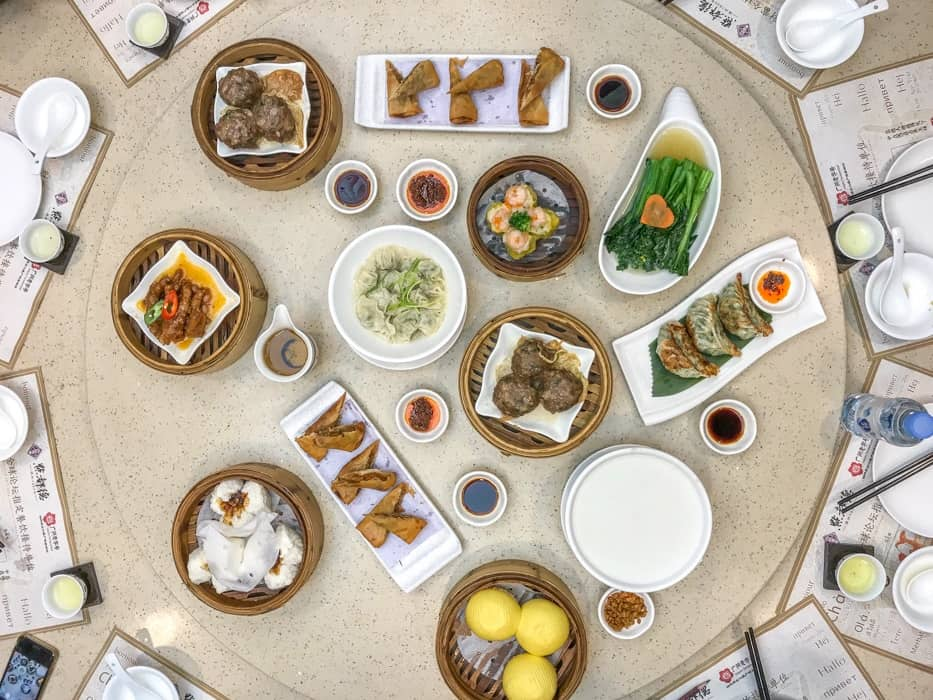 where to eat Dim Sum in Guangzhou