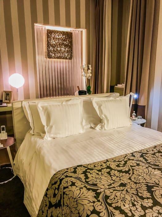 best luxury hotel in rome italy
