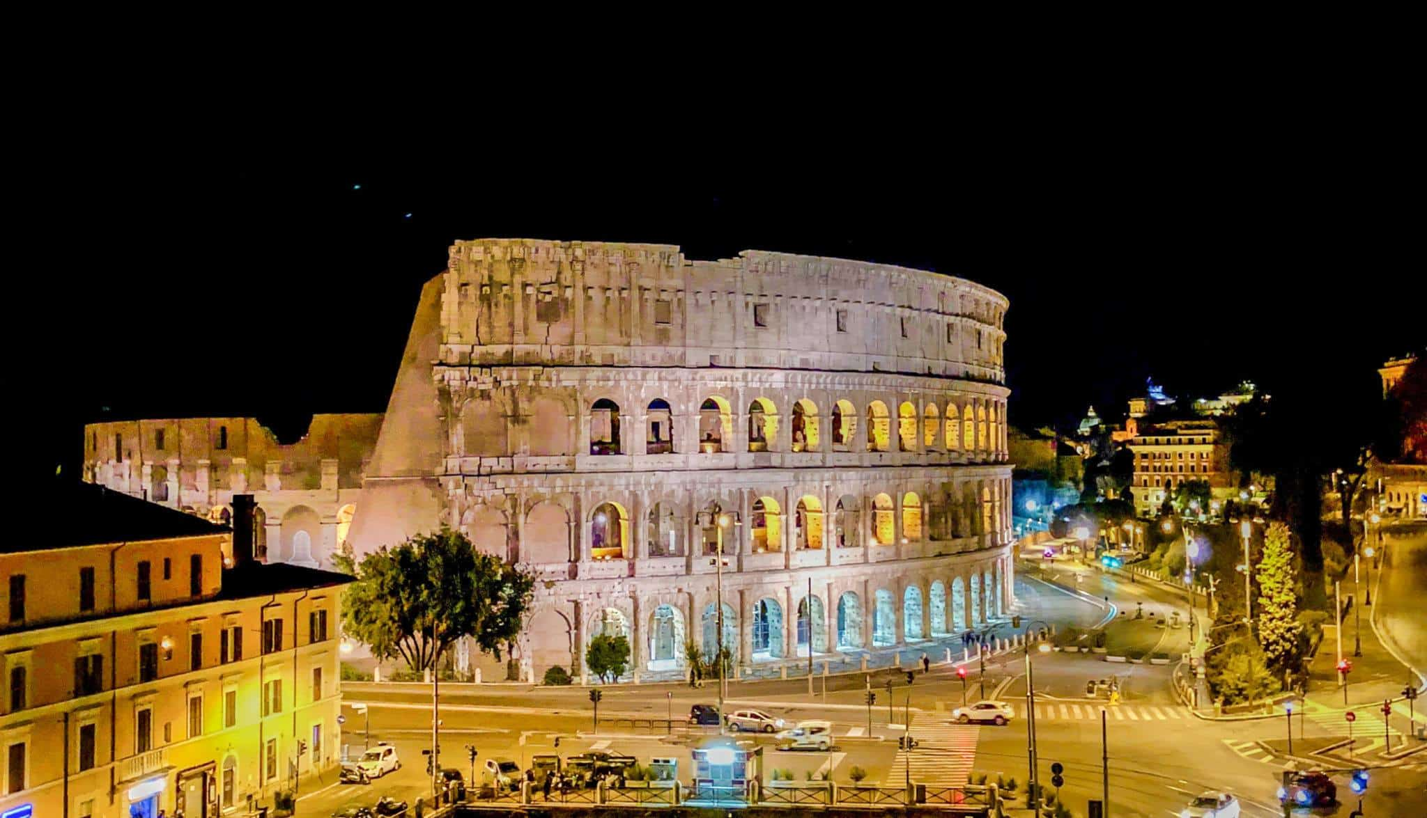 Palazzo Manfredi 5 Star Luxury Hotel Near The Colosseum Rome