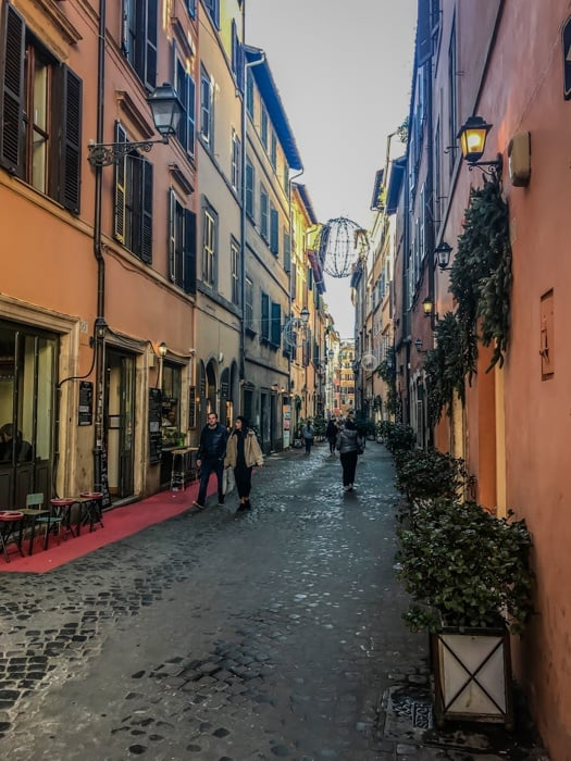 two days in rome