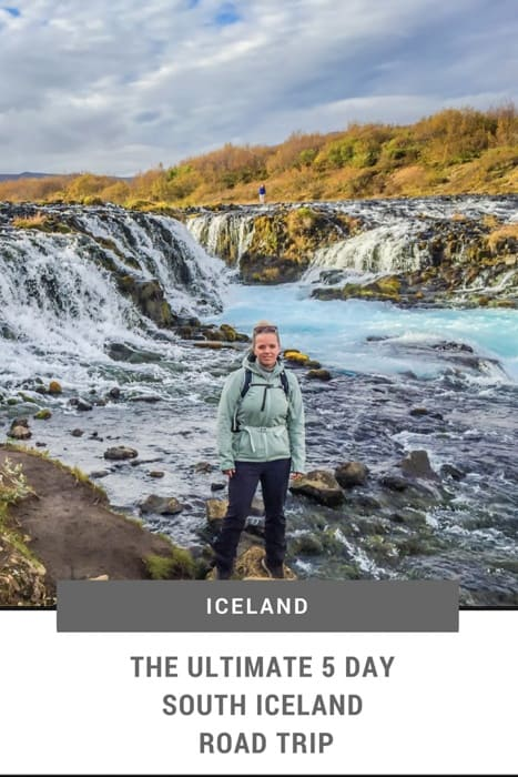 Iceland is the ultimate bucket list destination for adventure seekers, explorers, photographers and nature lovers alike. This detailed South Iceland road trip itinerary delivers something to satisfy every one of those travellers from waterfalls to geysers and glacier hiking. | South Iceland Road Trip | Iceland Road Trip | Iceland Itinerary | What to see in Iceland | Where to go in Iceland | 5 Days in Iceland | 5 Day Iceland Itinerary | What to do in Iceland | #iceland #visiticeland #hikingiceland #adventuretravel