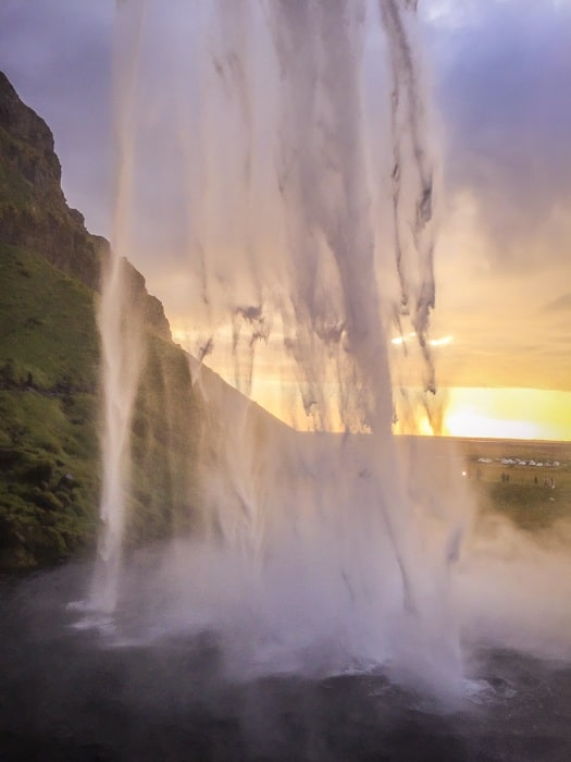 most instagrammed sights iceland