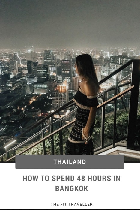Weekend in Bangkok | 48 Hours in Bangkok | What to do in Bangkok | What to see in Bangkok | Things to do in Bangkok | Bangkok Guide | Travel Guide Bangkok | Bangkok Thailand | #thailand #hugthailand #luxurytravel #bangkok