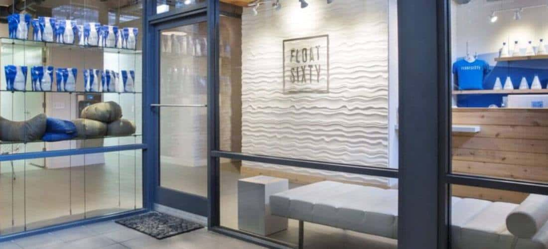 Floatation Therapy: What It's Really Like to Float in a Sensory Deprivation Tank