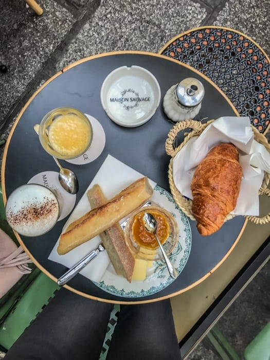 where to eat in Saint Germain des Pres