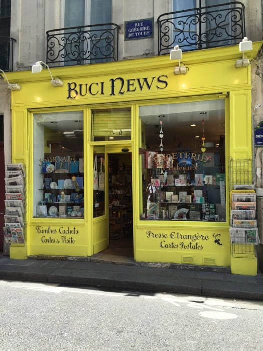 what to do in Saint Germain des Pres