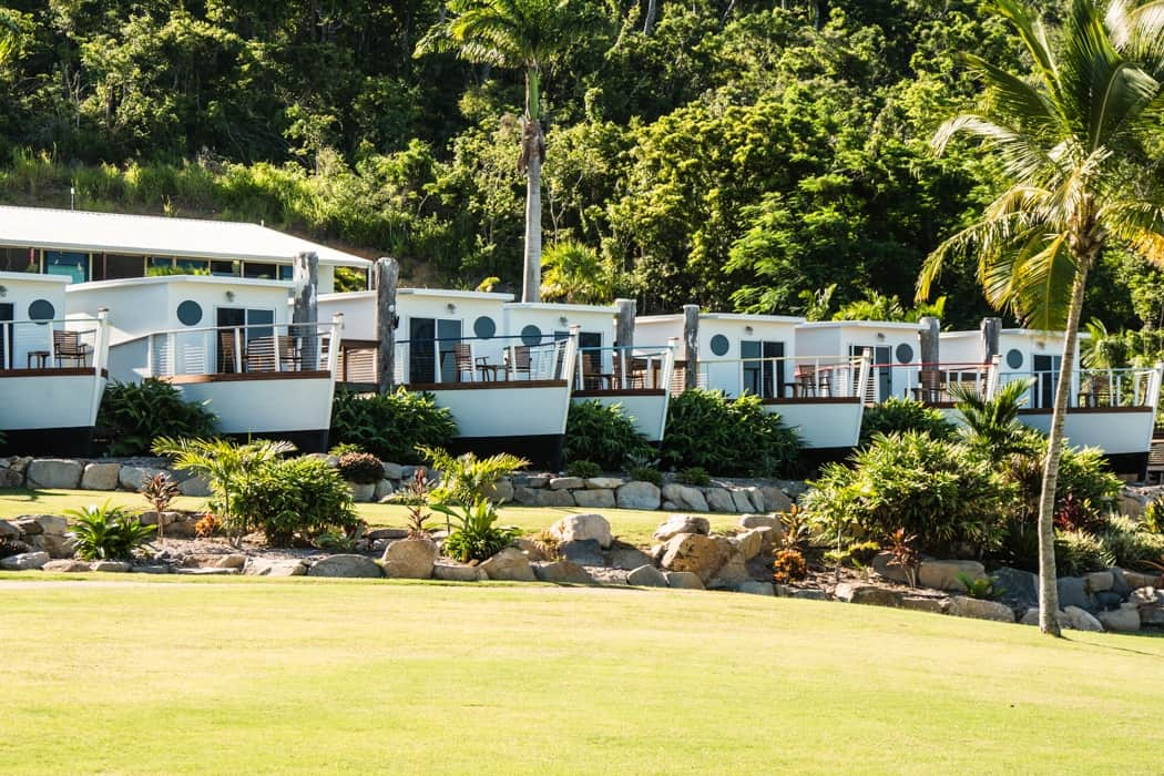 where to stay in Airlie Beach