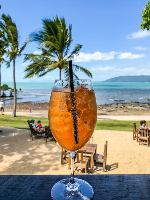 where to eat in Airlie Beach