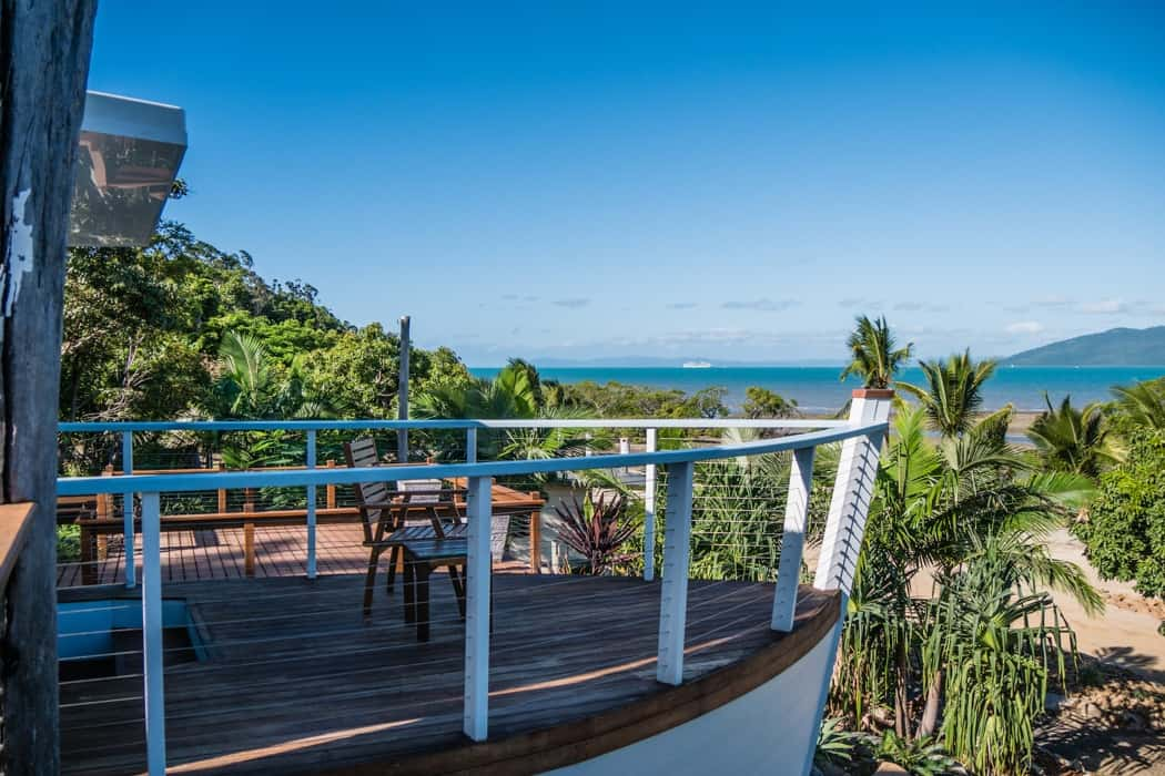 unique accommodation in Airlie Beach
