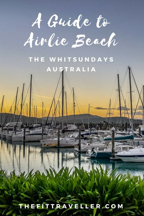 What to Do in Airlie Beach. A travel guide for Airlie Beach, the gateway to the Whitsundays, Australia | Airlie Beach | Where to stay in Airlie Beach | Airlie Beach Accommodation | Things to do in Airlie Beach | A Guide to The Whitsundays | What to see in the Whitsundays | Getting to the Whitsundays | #airliebeach #whitsundaysguide #thisisqueensland #travelqueensland