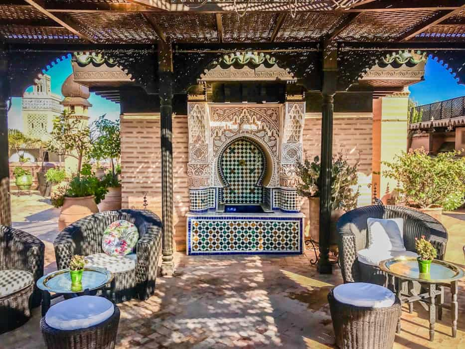 Best luxury hotels marrakech