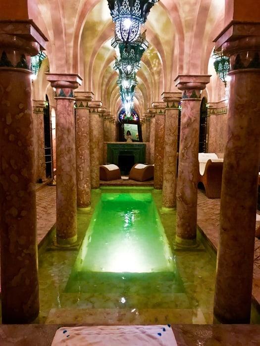 best luxury hotel Marrakech