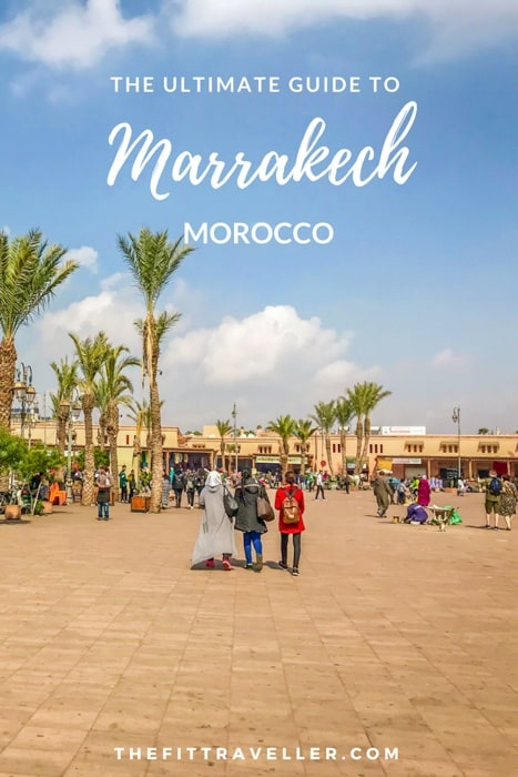 Our Marrakech travel guide tells you the top things to do in Marrakech, Morocco. From where to stay in Marrakech, the best places to eat, where to shop and other Marrakech travel tips. Featuring souks, Marrakech riads and must-see sights through stunning Marrakech travel photography, we share it all. | Things to do in marrakech in 3 days | Marrakech Itinerary | #morocco #marrakech via @thefittraveller
