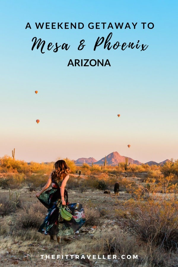 A weekend getaway in Arizona promises a truly unique desert experience. From farm-to-fork Phoenix restaurants, luxury hotel stays, hiking in the Arizona Desert and even goat yoga. This Phoenix Arizona travel guide and guide to Mesa Arizona includes where to stay in Phoenix, where to eat and things to do in Phoenix and Mesa. | Phoenix Travel Things to Do | Mesa Arizona Things to Do | Mesa Arizona Attractions | #Arizona #Phoenix #usatravel #arizonatravel #travel via @thefittraveller