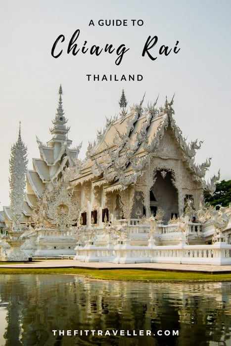 A guide for what to do in Chiang Rai. From the best Chiang Rai hotels, Chiang Rai restaurants, cultural experiences in Chiang Rai, things to do in and around Chiang Rai, the must-see temples in Chiang Rai, including the famous Chiang Rai White Temple. A true local experience-based guide to Chiang Rai the Golden Triangle. #thailand #travelphotography #travelguide #traveltips #travelphotos
