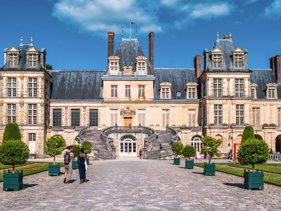 chateau tours
