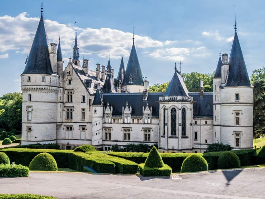 loire valley day tours