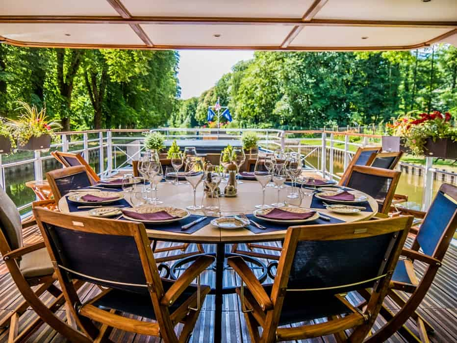 loire valley barge cruise