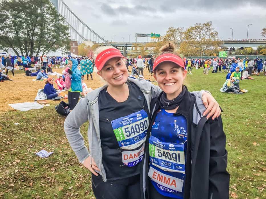 how to enter the new york marathon