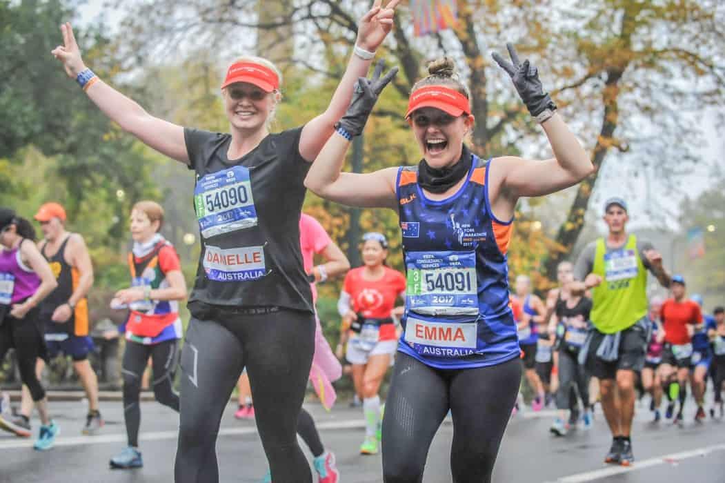 nyc marathon training plan