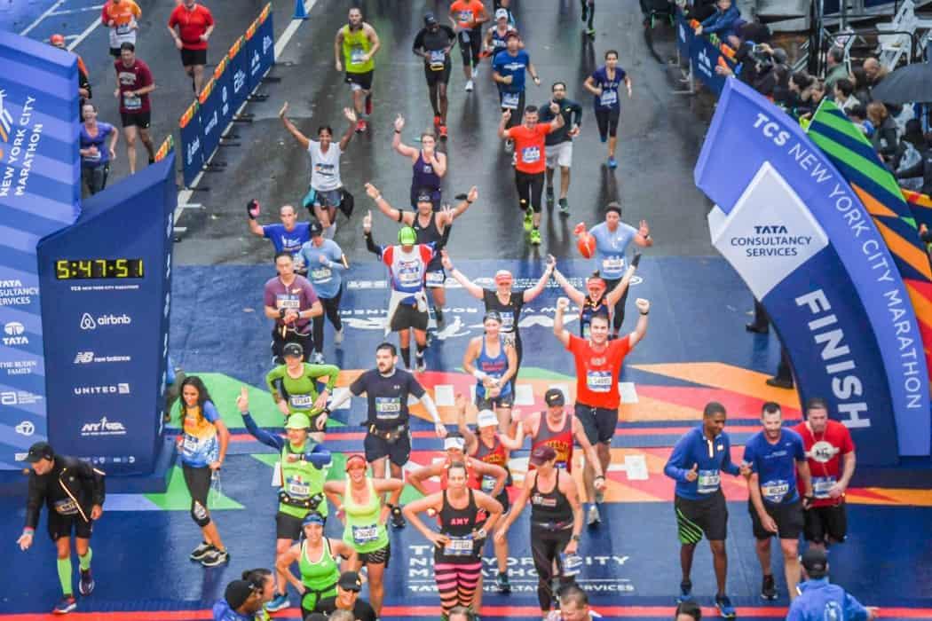 how to enter the nyc marathon