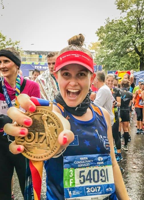 new york marathon training plan