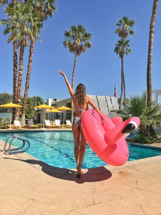 best Palm Springs hotel