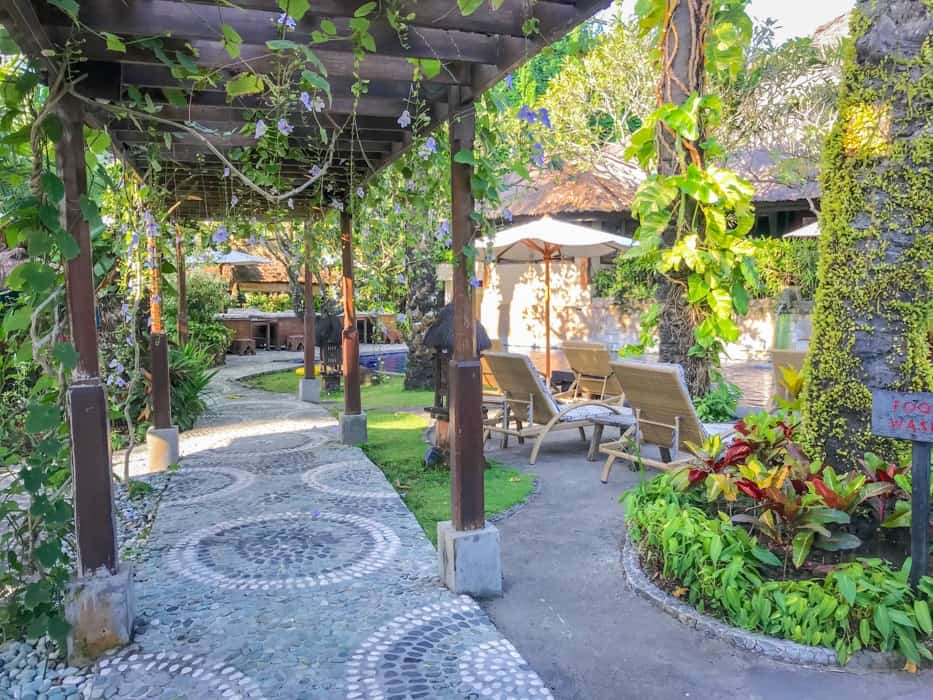 best luxury hotels Canggu