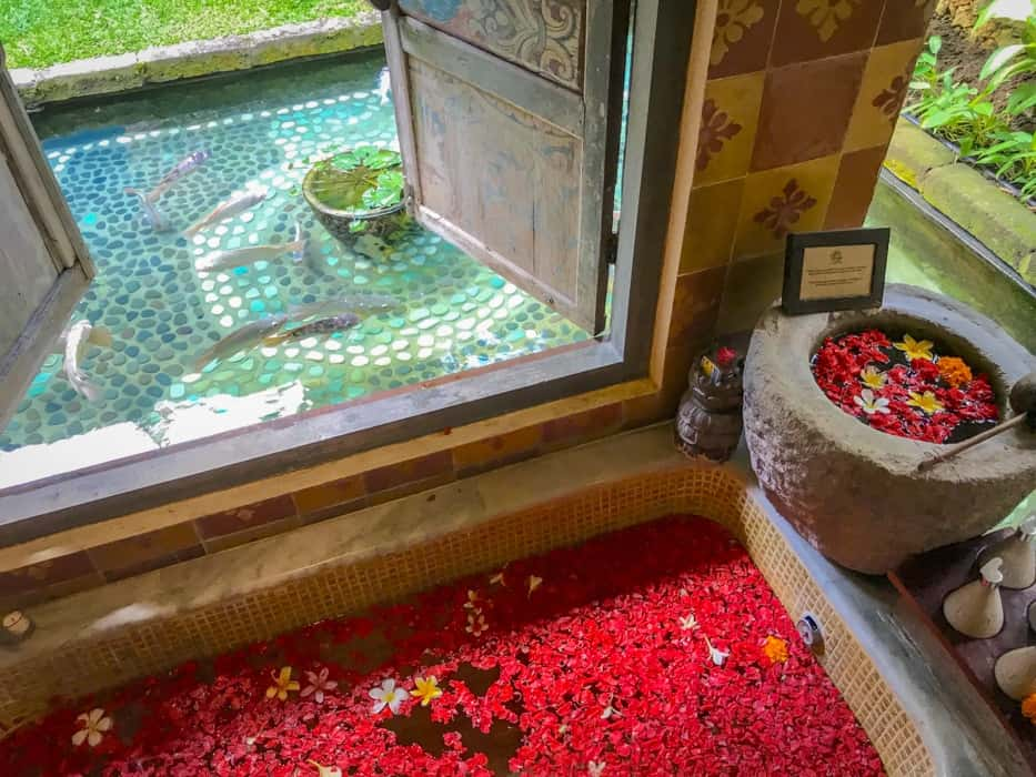 best villa hotels Bali