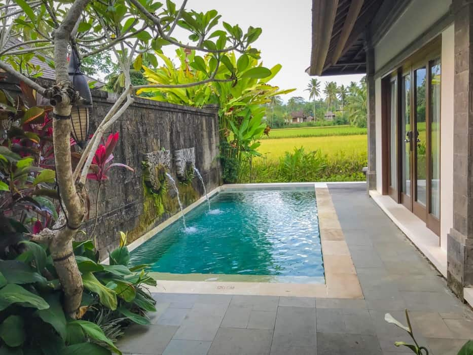 best hotels in Ubud