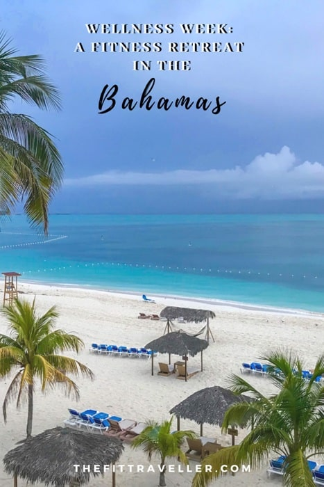 We went to the beautiful Bahamas for Wellness Week in Nassau. A Caribbean wellness retreat with an all-inclusive program featuring fitness, yoga and food. Caribbean fitness holiday in the Bahamas. This Bahamas retreat includes hotel, retreat program and fun Bahamas activities. | Bahamas yoga retreat | Yoga retreat Bahamas | #yoga #fitness #travel #traveltips