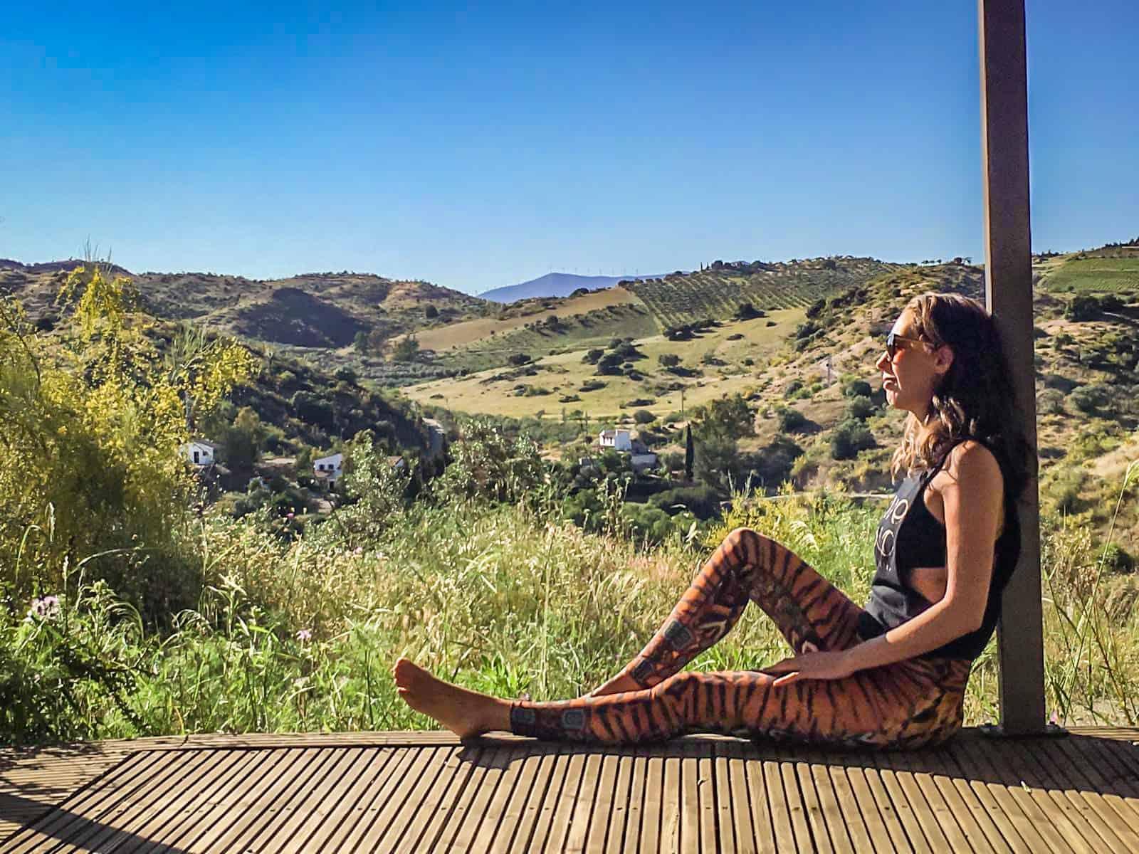 Yoga Retreat Andalucia Omega Movement Yoga Retreat In Andalusia Spain
