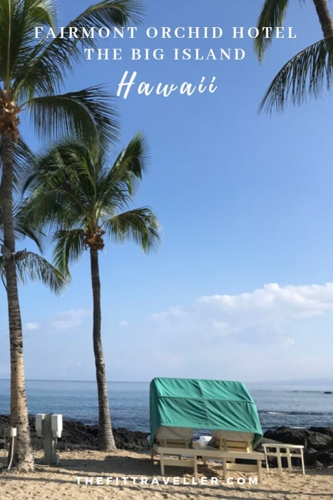 Fairmont Orchid is a beautiful luxury resort on the Big Island in Hawaii. Our Fairmont Orchid Hotel shares the best features of this five star Hawaii hotel and BIg Island Hawaii things to do during your stay and other Hawaii travel trips | Hawaii Travel Guide | Hawaii hotels | #hawaii #traveltips #travelphotography #travel #travelguide