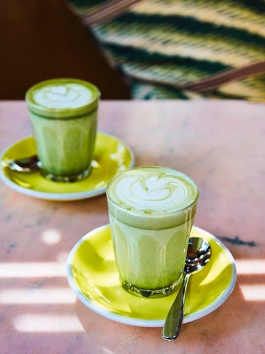 where to get matcha london