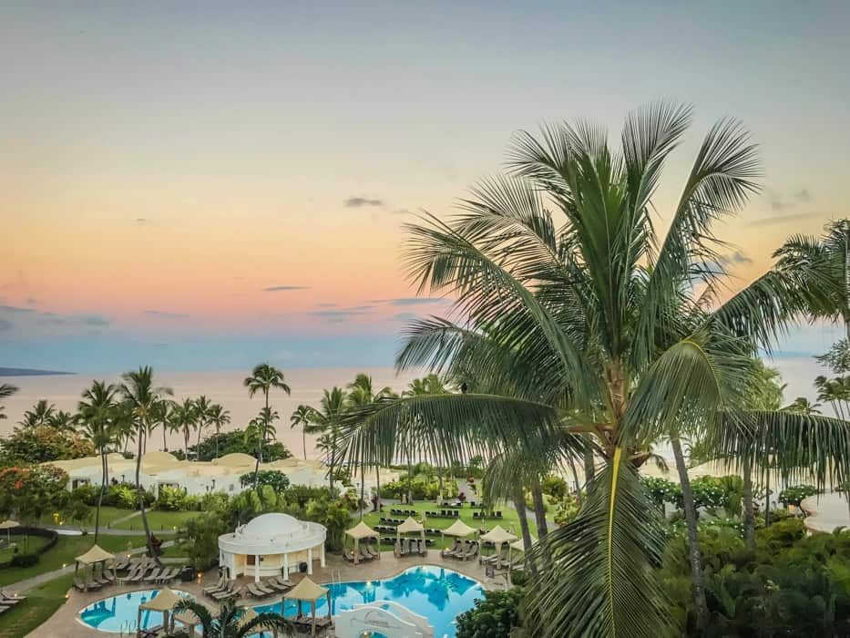 where to stay on Maui