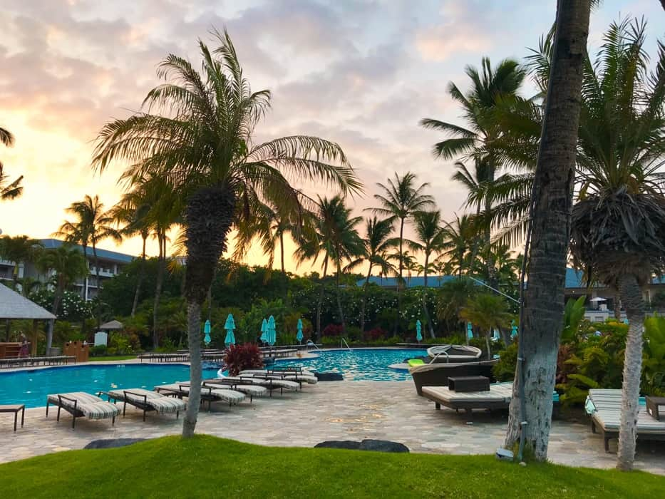 where to stay on Hawaii